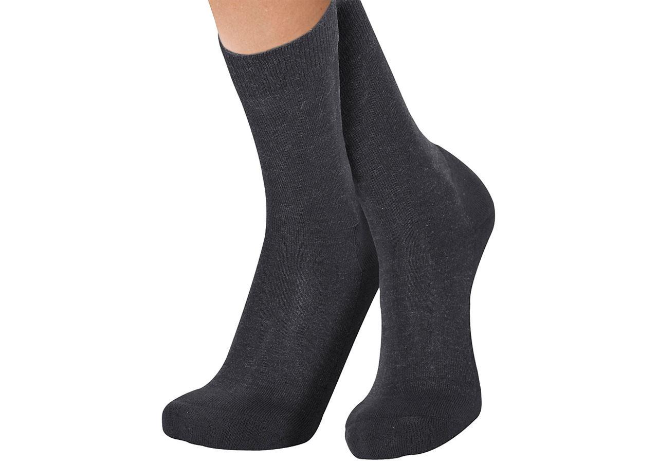 Sokken   Kousen: e.s. Functionele sokken warm/high + zwart