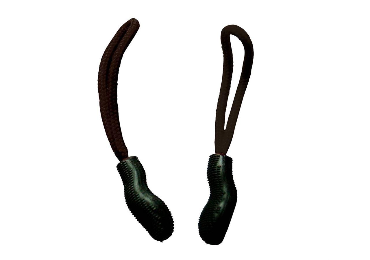 Accessoires: Zipperset + zwart