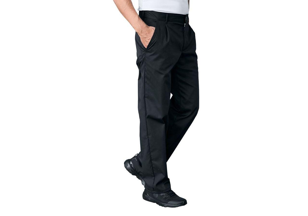 Werkbroeken: Koksbroek Toulouse II + zwart