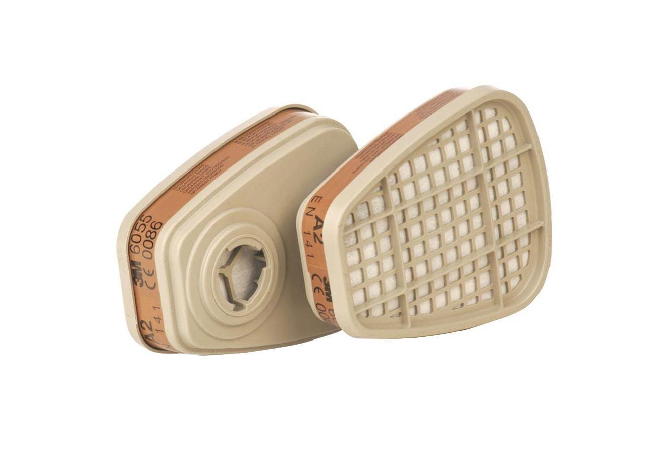 Filterpatronen | Accessoires: 3M Filterpatroon 6055 A2