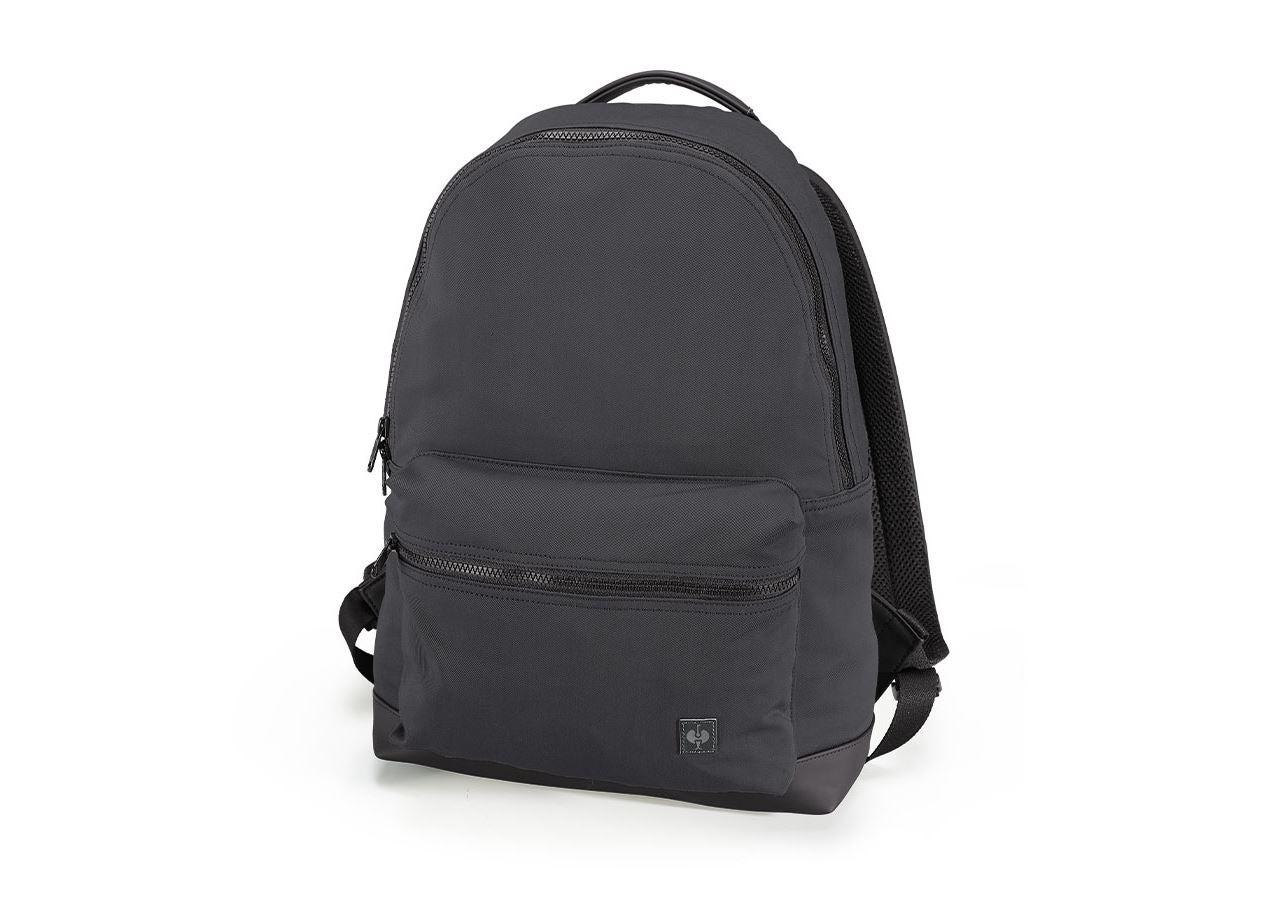 Accessoires: Backpack e.s.motion ten + oxidezwart