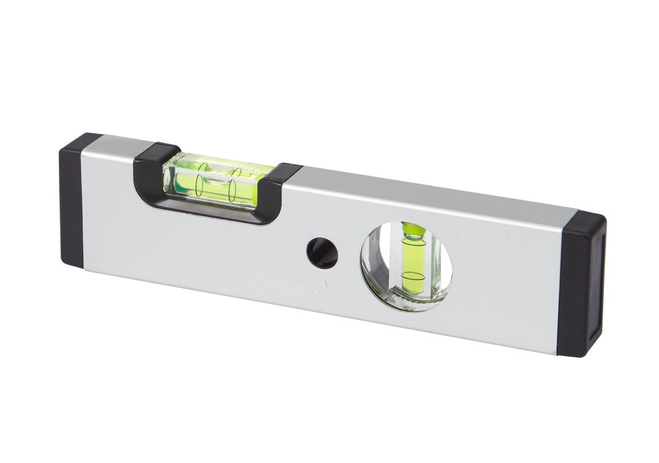 Meetinstrumenten: e.s. Aluminium waterpas