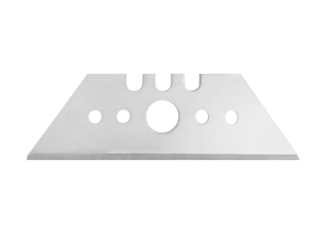 Messen: trapeziumvormig lemmet met gat