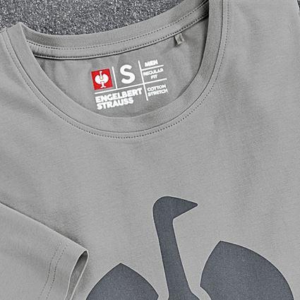 Bovenkleding: T-Shirt e.s.concrete + parelgrijs 2
