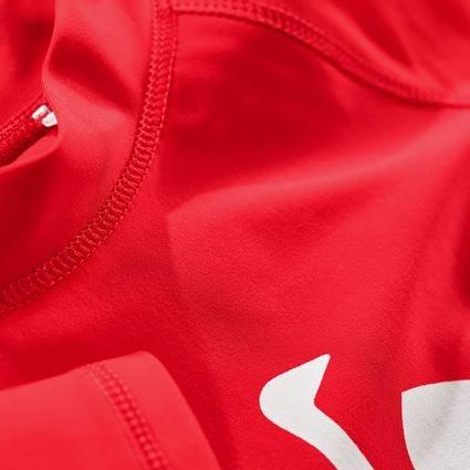 Bovenkleding: e.s. aqua-UV-shirt, kinderen + strauss rood 2