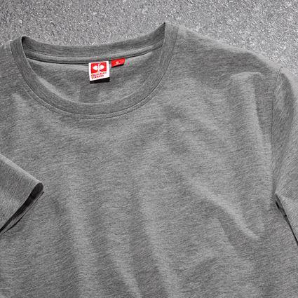 Bovenkleding: T-Shirt e.s.industry + grijs mêlee 2