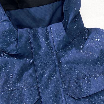 Jacken: Regenjacke e.s.concrete, Kinder + alkaliblau 2