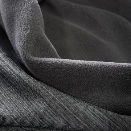 Accessoires: e.s. Multifunctionele doek van microfleece + zwart 2