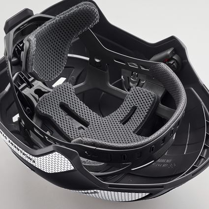 Schutzhelme: e.s. Arbeitshelm Protos® + schwarz/weiß 2