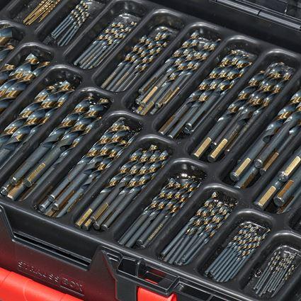 Boor: Assortiment HSS-G metaalspiraalbo. turbo in box 2