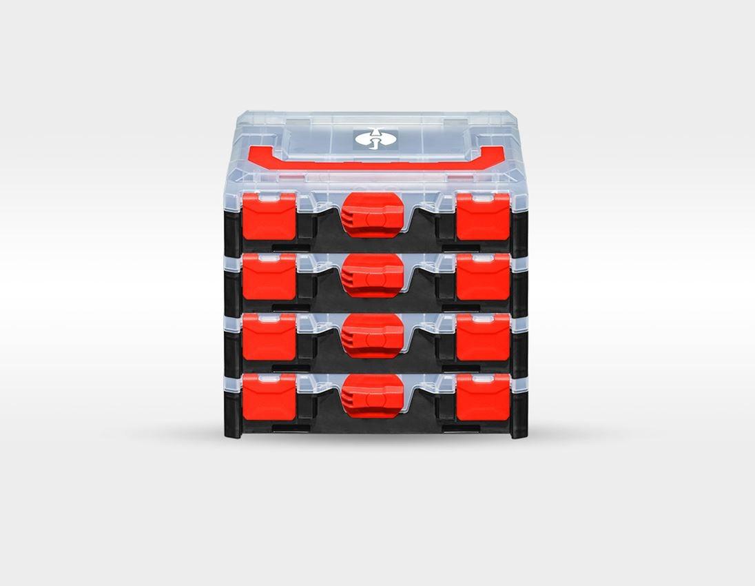 Gereedschapskoffers: STRAUSSbox Actie-set I
