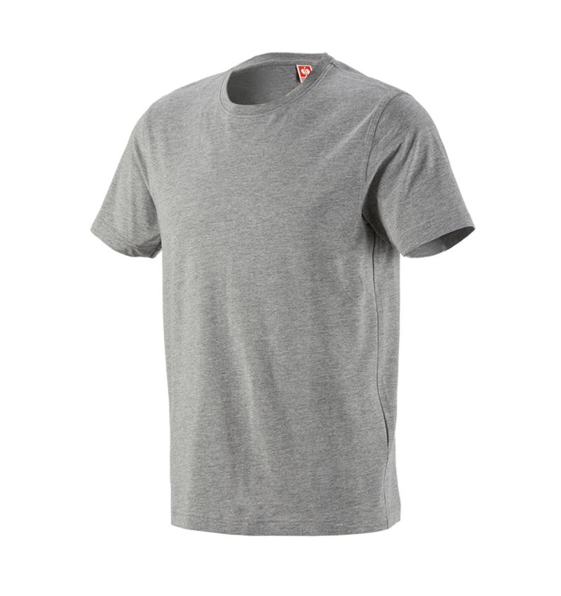 Bovenkleding: T-Shirt e.s.industry + grijs mêlee