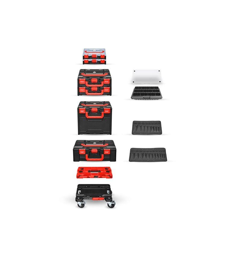 Gereedschapskoffers: STRAUSSbox actie-set III