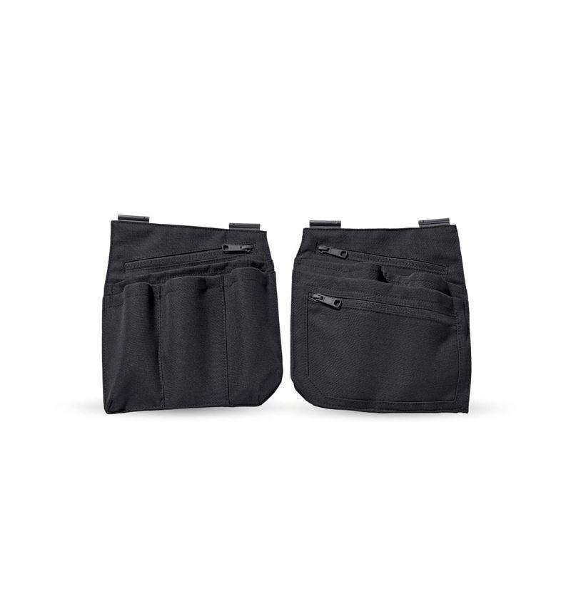 Accessoires: Gereedschapstassen e.s.concrete solid + zwart
