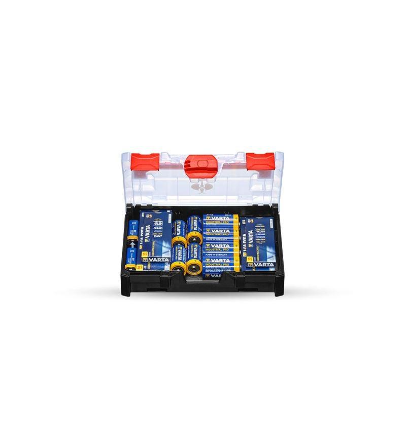 Elektronica: Assortiment VARTA-batterijen in STRAUSSbox mini