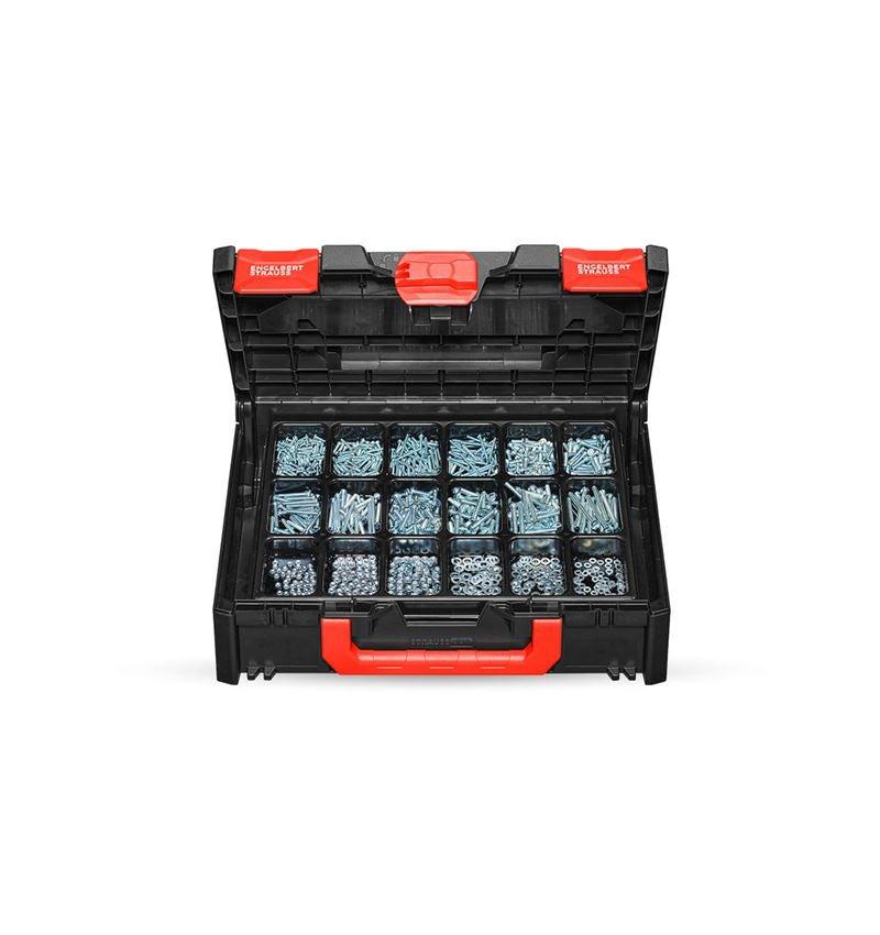 Schroeven: Zelftappende schroeven, ISO 1207 in STRAUSSbox 118