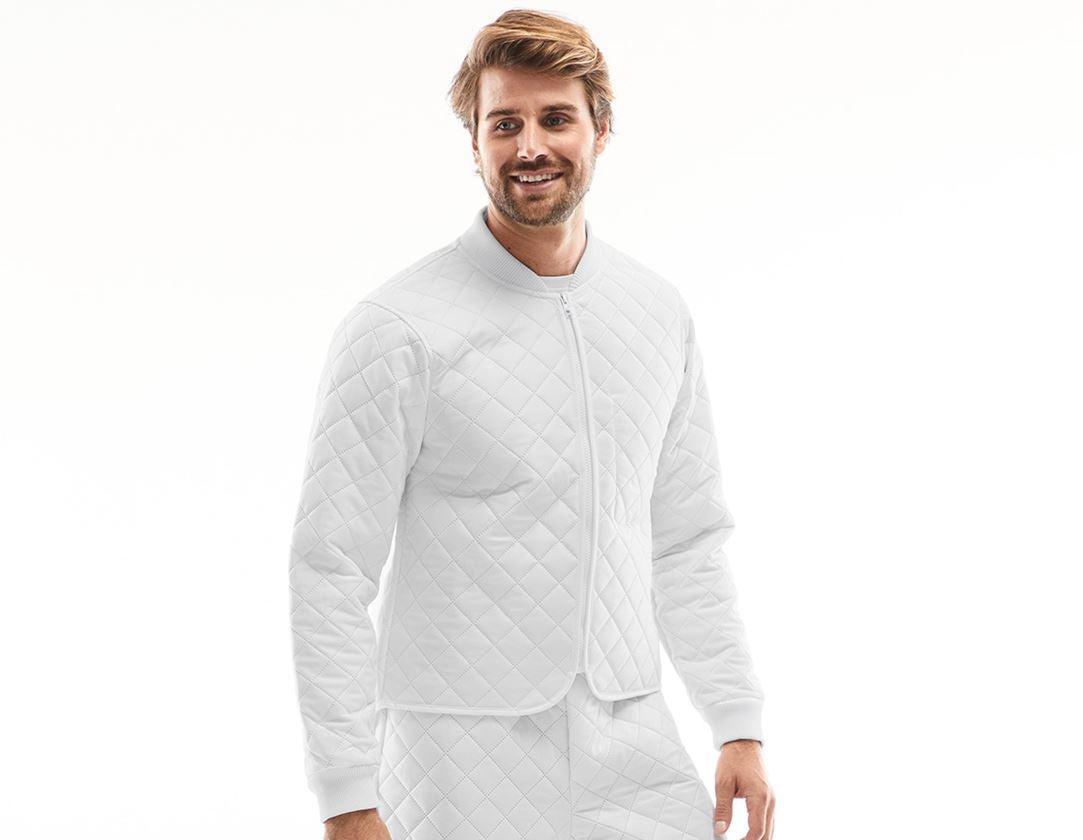 Ondergoed   Thermokleding: Thermojack Amsterdam + wit