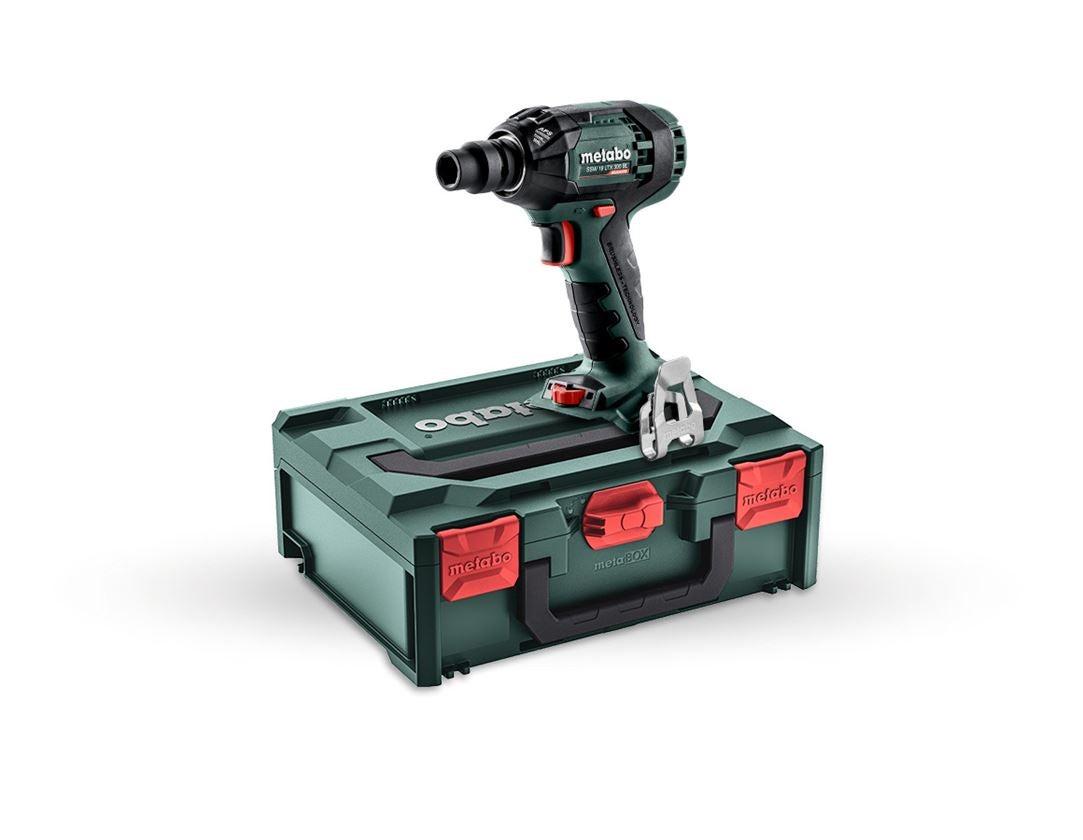 Elektrische gereedschappen: Metabo 18 V accu-slagschr. SSW BL 300 in metaBox