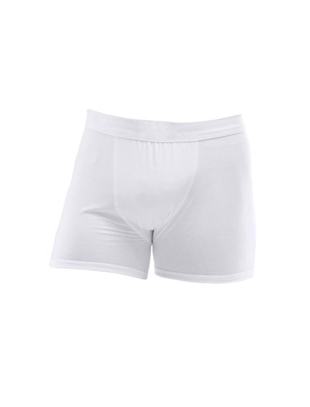 Ondergoed | Thermokleding: Boxer Active + wit