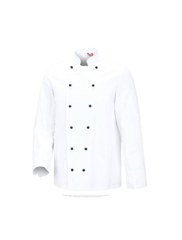 Bovenkleding: Koksjas De Luxe + wit
