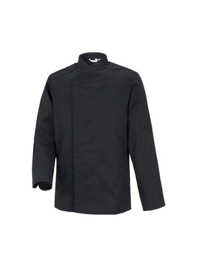 Bovenkleding: Koksjas Le Mans + zwart