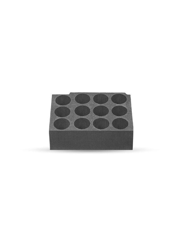 Werkzeugkoffer: STRAUSSbox Kartuscheneinsatz 340 midi