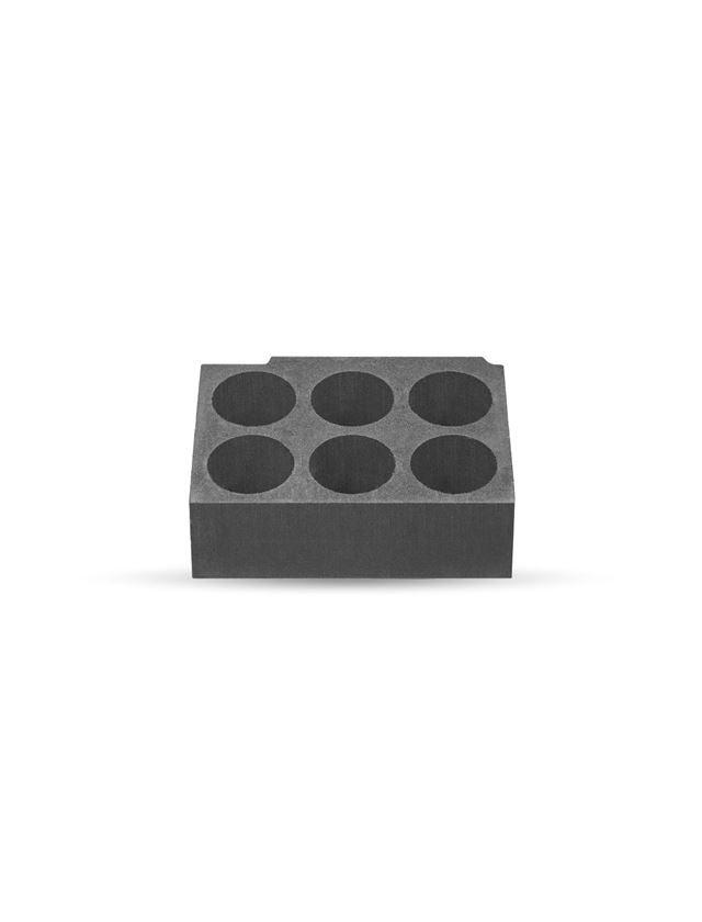 Werkzeugkoffer: STRAUSSbox Doseneinsatz 340 midi