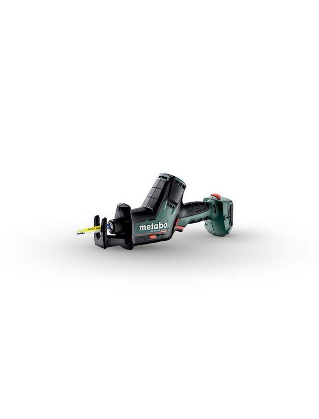 Elektrische gereedschappen: Metabo 18,0 V accu-reciprozaag Compact SSW BL