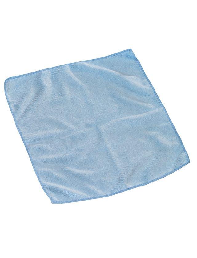 Onderhoudsproducten: Microvezeldoekjes SOFT WISH + blauw