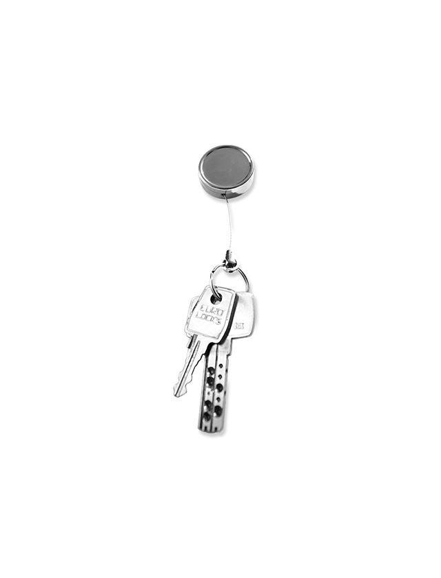 Accessoires: Sleutelketting + zilver