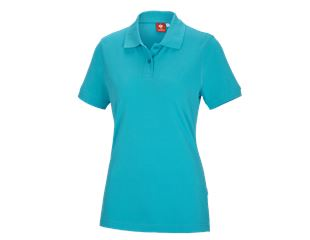 e.s. Polo-Shirt cotton, dames