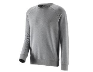 e.s. Sweatshirt cotton stretch