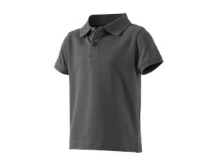 e.s. Polo cotton stretch, enfants