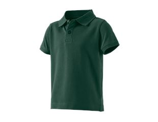 e.s. Polo-Shirt cotton stretch, kinderen