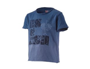 e.s. T-Shirt denim workwear, enfants