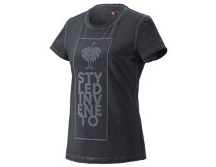 T-Shirt e.s.motion ten veneto, dames