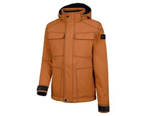 Winter Softshelljacke e.s.roughtough