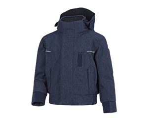Winter Funktions-Pilotenjacke e.s.motion denim,K.