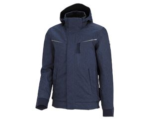 Winter functioneel pilotjack e.s.motion denim