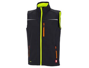 Softshell Weste e.s.motion 2020