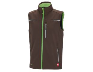 Gilet softshell e.s.motion 2020