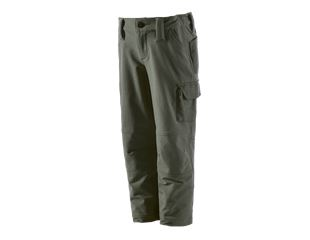 Funktions Cargohose e.s.dynashield solid,Kinder