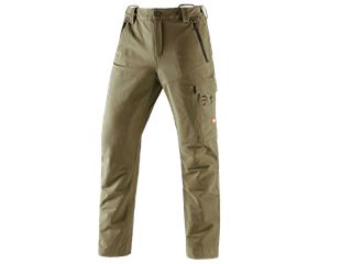 Pantalon forest.élas. anticoupure e.s.cotton touch