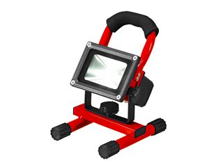Projecteur LED sans fil, rouge