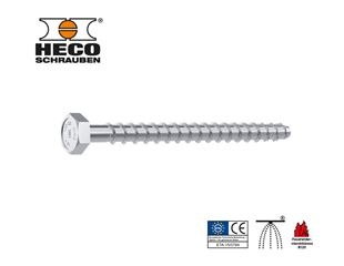 HECO® Multi-Monti plus inbus VG zn